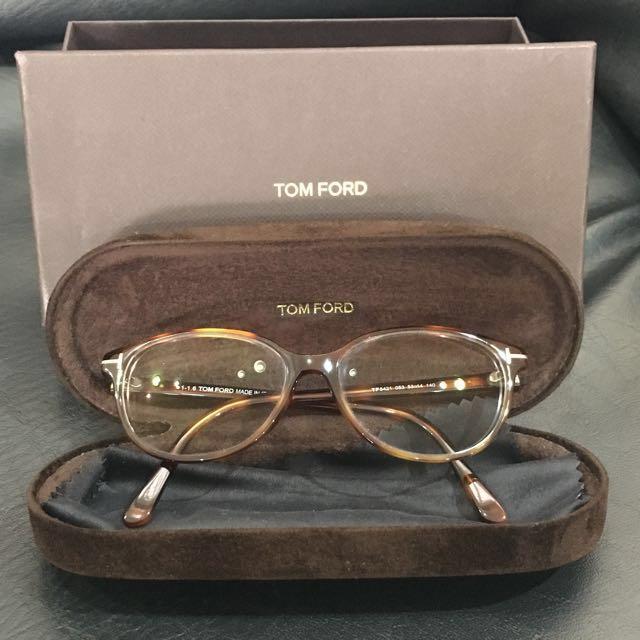 Original Tom Ford Eyeglasses