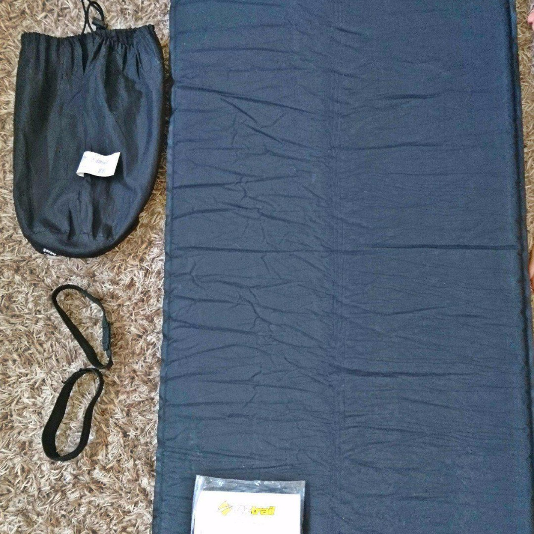 OZTRAIL Self Inflating 3/4 Hiking/Camping Mat
