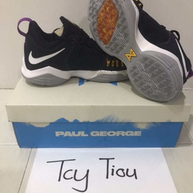 finest selection 802be b469c pg 1 2017 nike (paul george