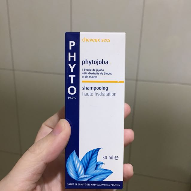 Phyto hydration shampoo 50ml