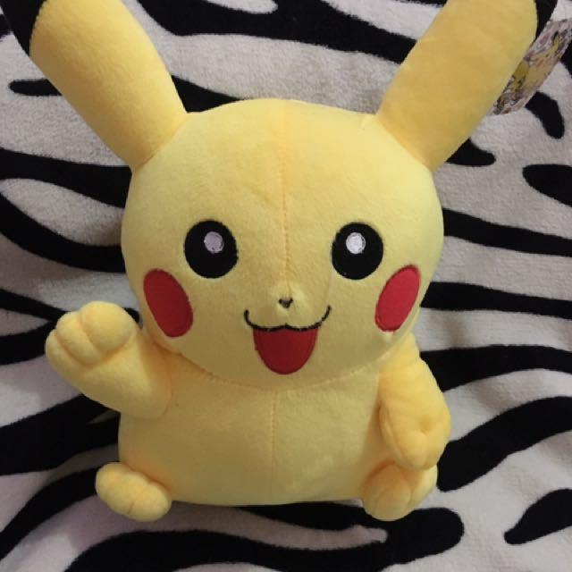 Pikachu Stuff Toy