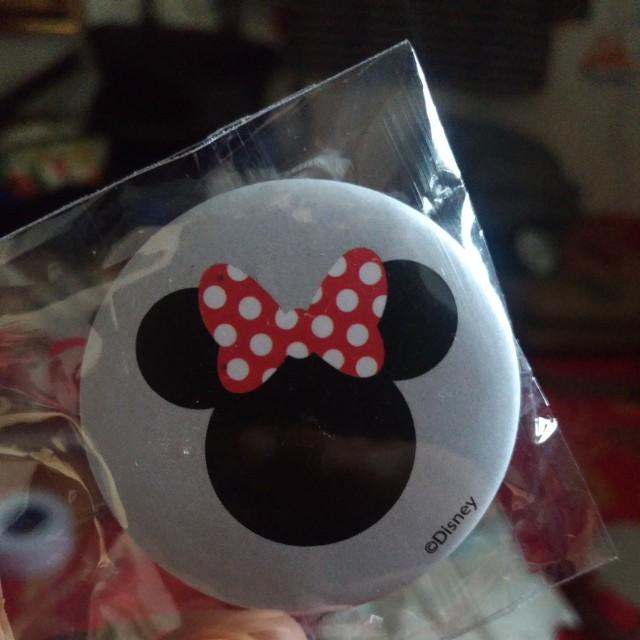 Pin Kepala Mickey Disney