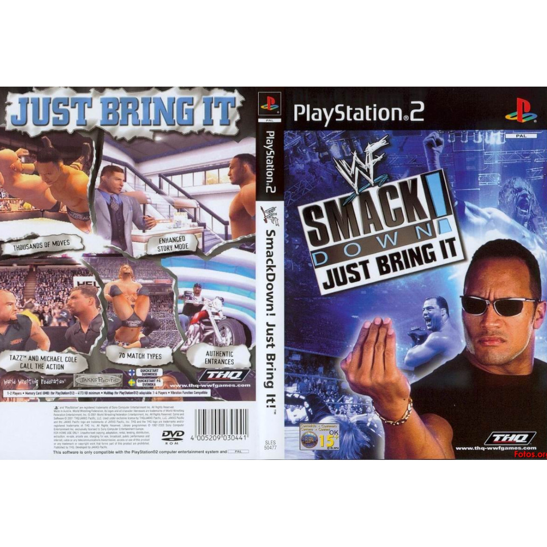 wwf smackdown just bring it pc download