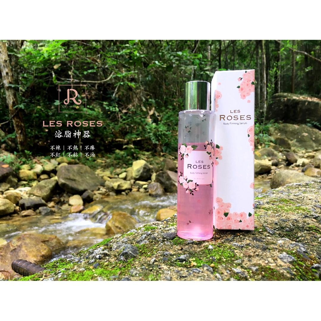 Promo Les Roses Body Firming Serum 150ml Buy 2 Free 1 Tc Herborist Minyak Zaitun Photo