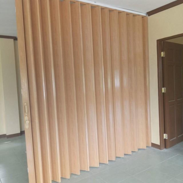 Pvc Accordion Folding Door Home Furniture On Carousell