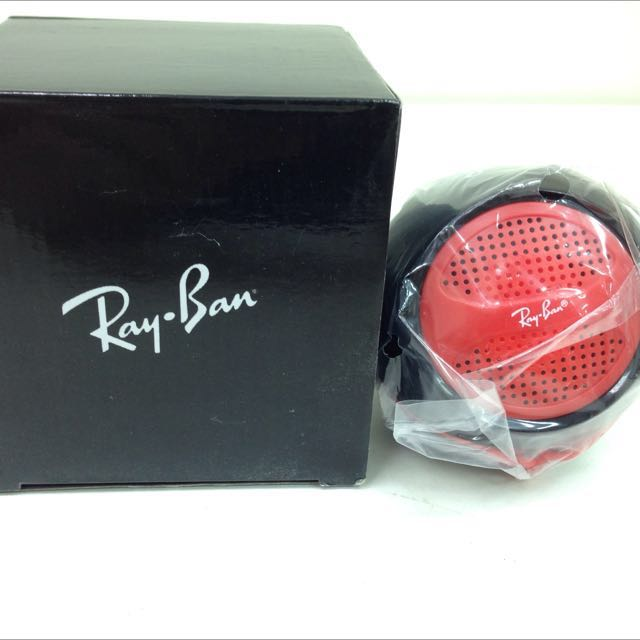 ray ban喇叭!
