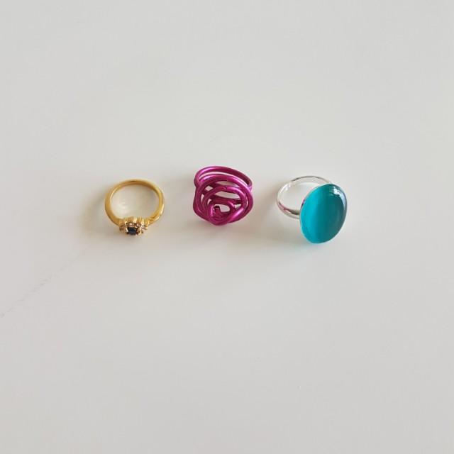 Rings - Costume Jewellry