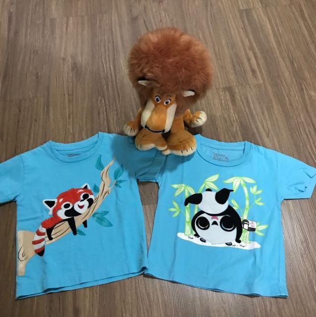River Safari Tshirt set