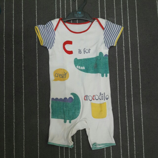 Romper mothercare 12-18 month