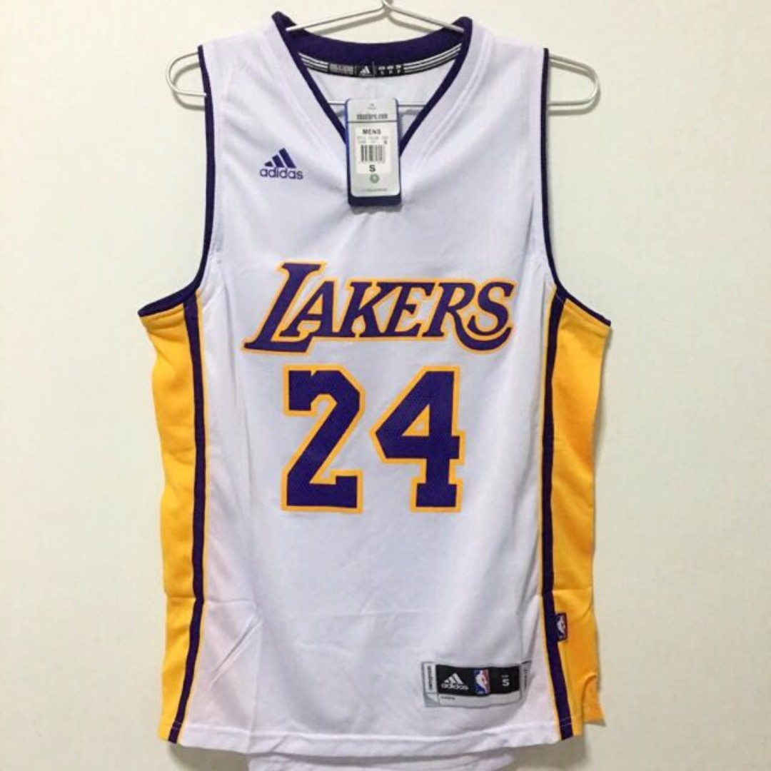 21fabfe6d83 Kobe Bryant  24 Los Angeles Lakers Retro Bryant S M L XL 2XL Basketball  Jersey Clothing