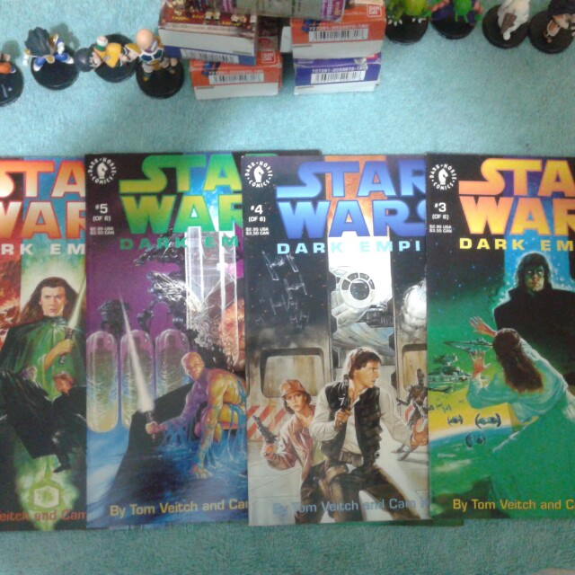 SALE!!! Dark Horse Comics STARWARS Collectible