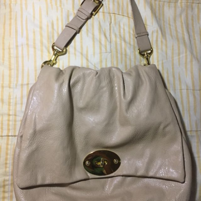 SALE‼️ Shoulder Nude Bag