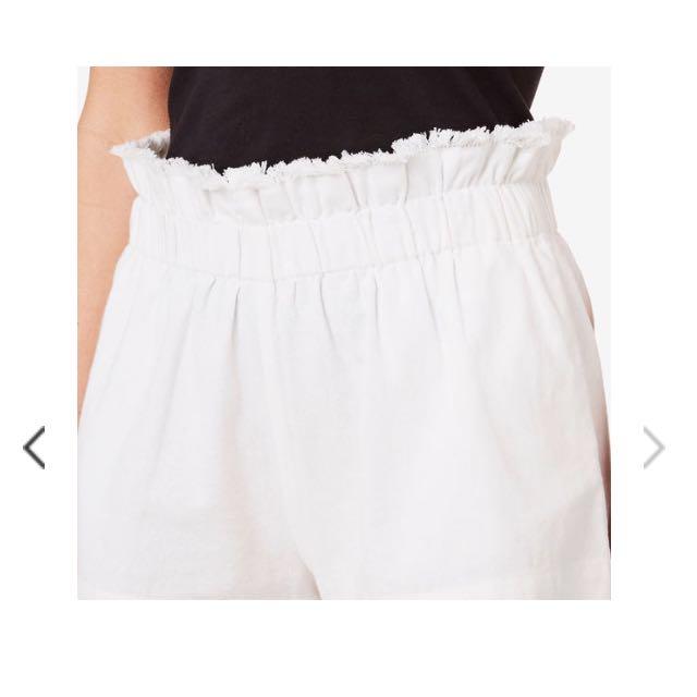 Seed Heritage - White Shorts