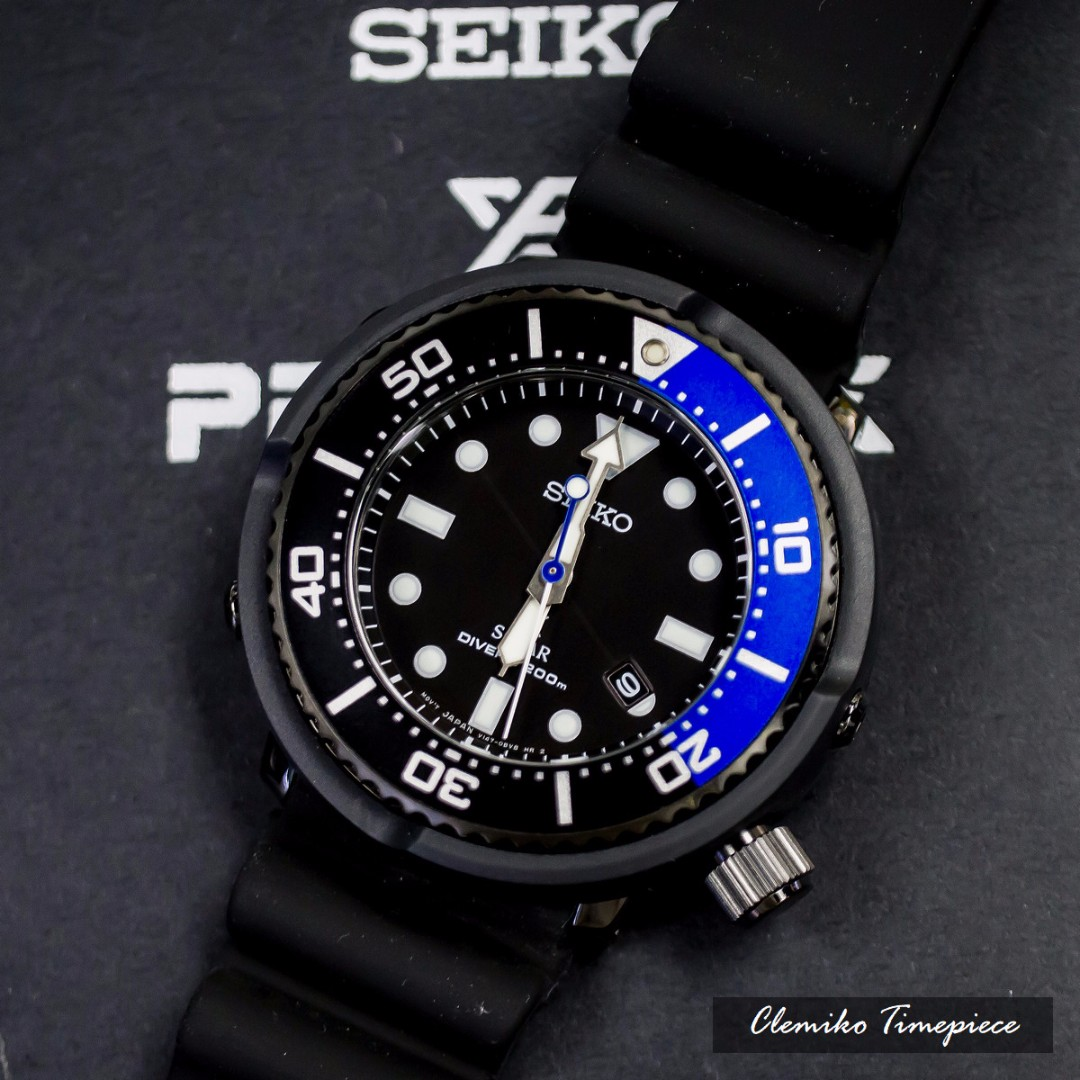 huge selection of 456d7 e2aa6 Seiko Prospex Solar Diver'S 200m Limited Edition Produced by LOWERCASE