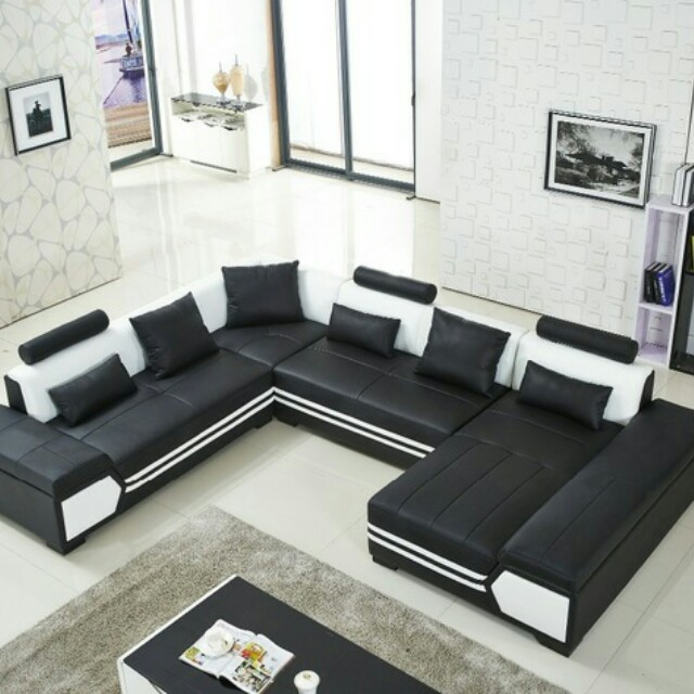 Sofa Modern Minimalis Along Furniture Surabaya Home Furniture On