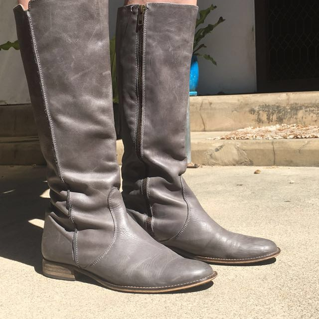 Soft leather boots made in Spain 🇪🇸