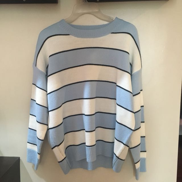 Striped Pastel Sweater