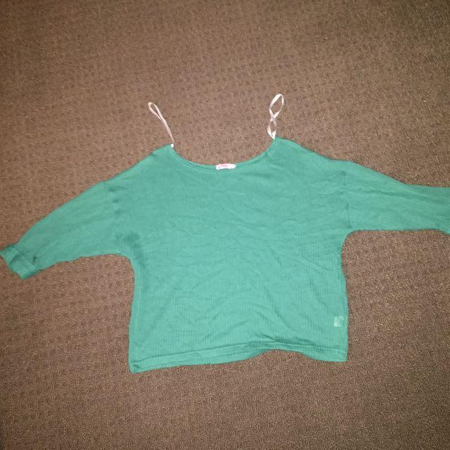 Supre top/jumper nwot size L