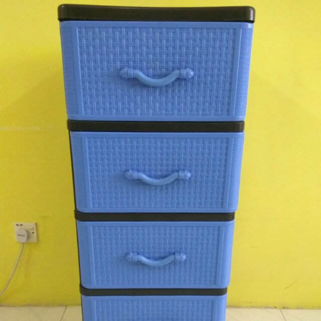 Tesco Laci Plastik Plastic Drawer 5, Plastic Drawer Cabinet Tesco
