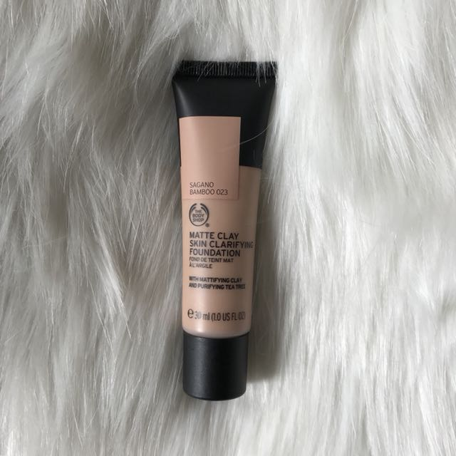 The Body Shop Matte Foundation