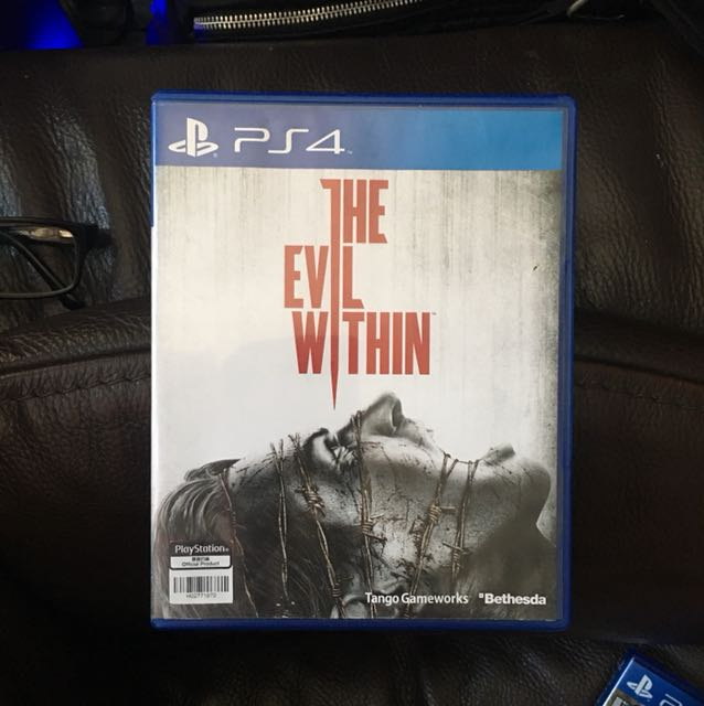 The evil within中文版