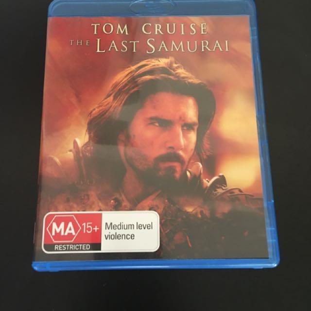 The Last Samurai Blu-Ray
