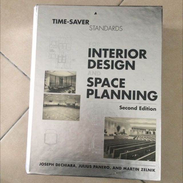 time saver standard for interior design and space planning second rh my carousell com time saver standards for interior design and space planning amazon time saver standards for interior design pdf download