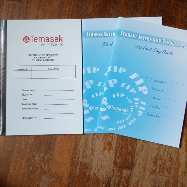 Tp Major Project Logbook For Engineering Books Stationery Textbooks On Carousell