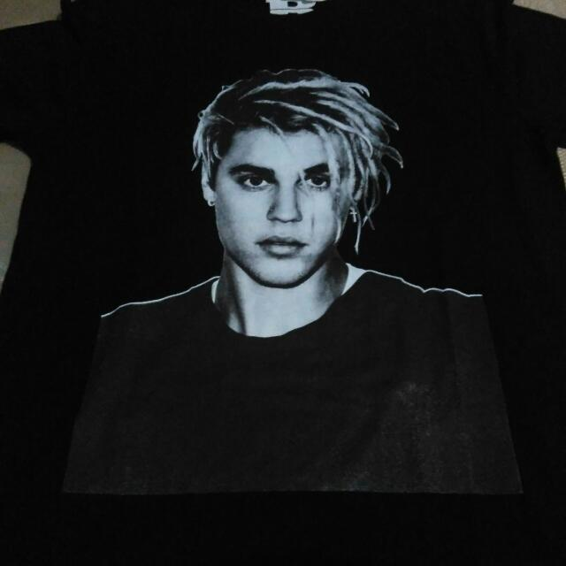 T-shirt Justin Bieber X H&M Original