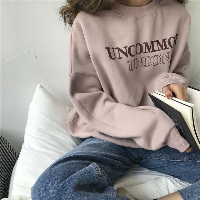 Uncommon Union Jumper