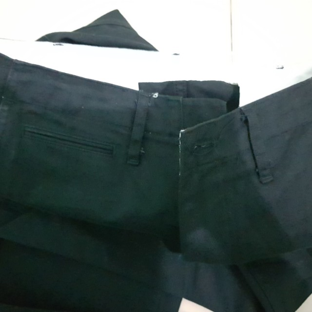 Uniqlo Chino Pants Black