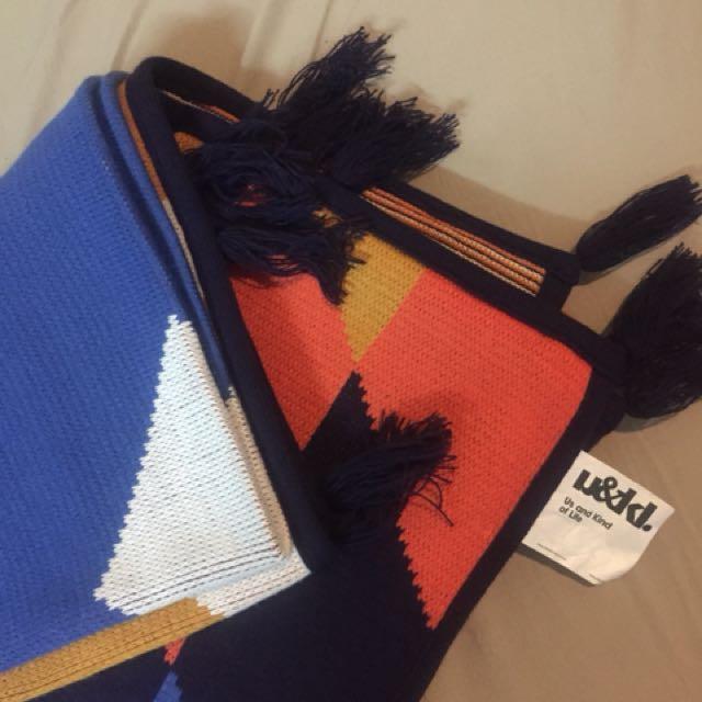 UNKL347 Moloka Blanket