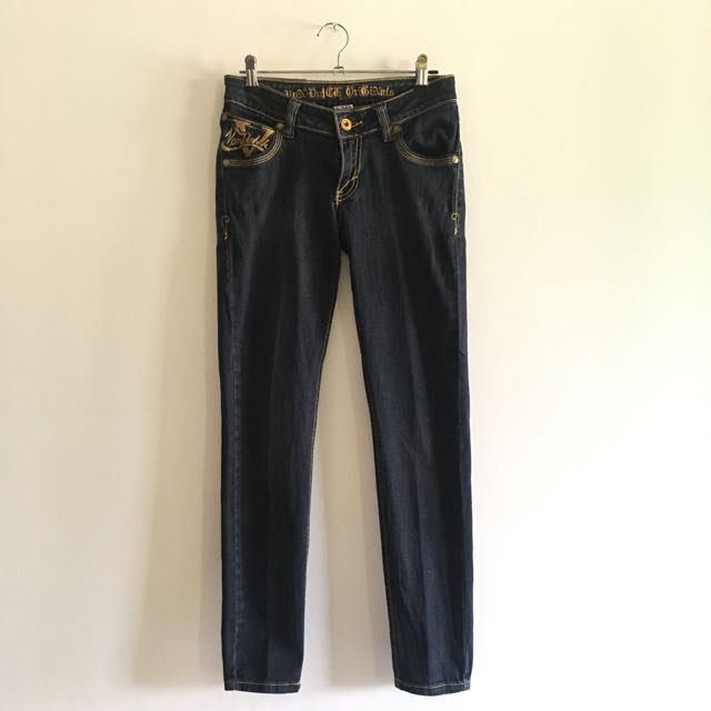 Von Dutch Denim Pants