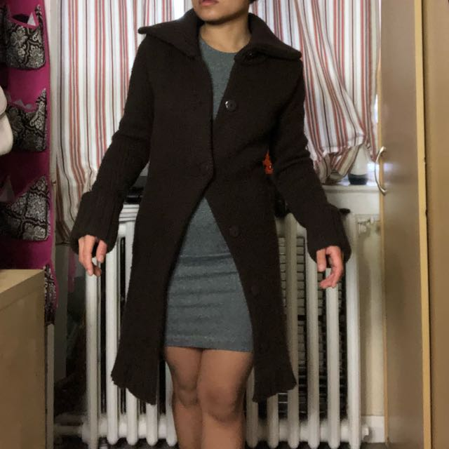 Warm coat xs