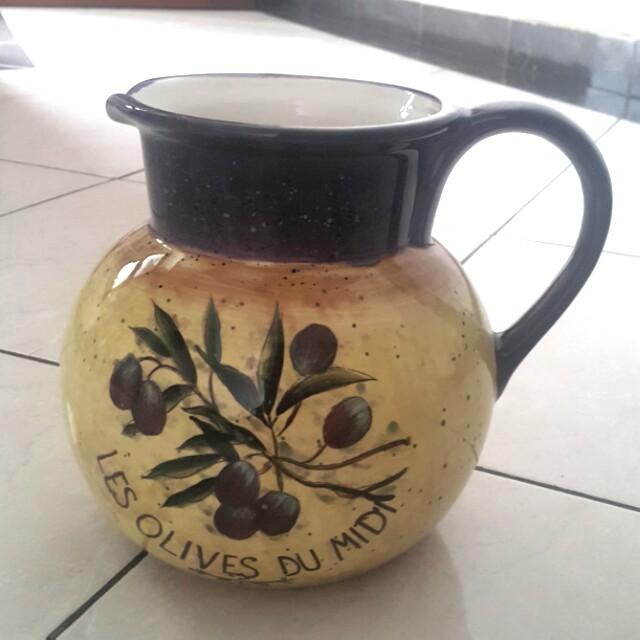Water jug keramik