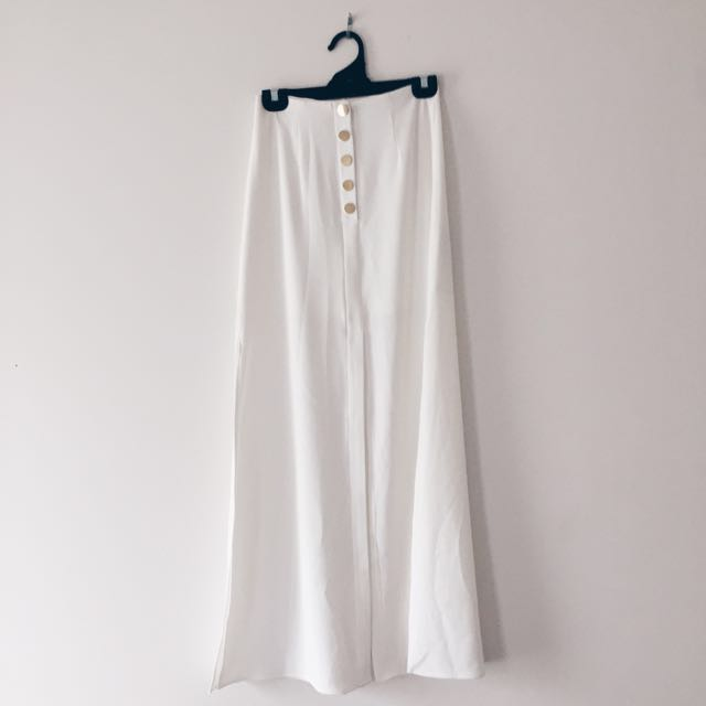 White Skirt Finders Keepers The Label