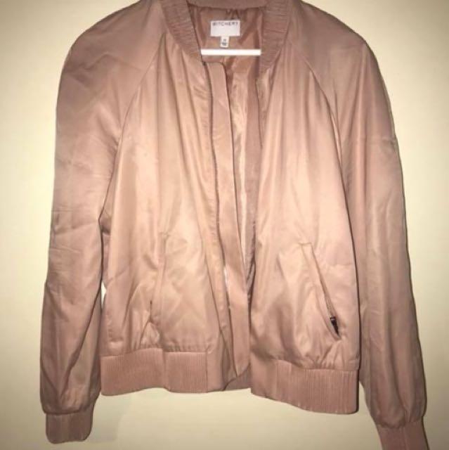 Witchery bomber jacket