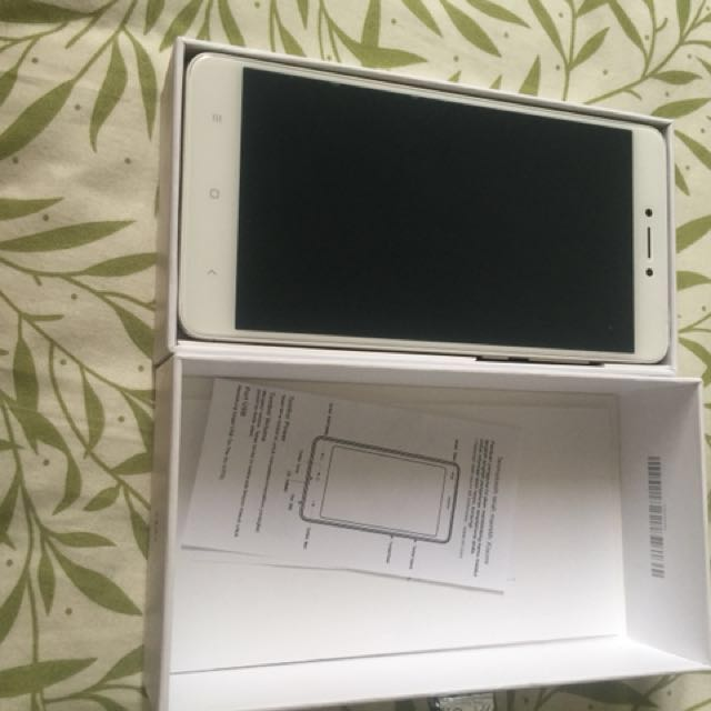 Xiaomi Redmi Note 4x White