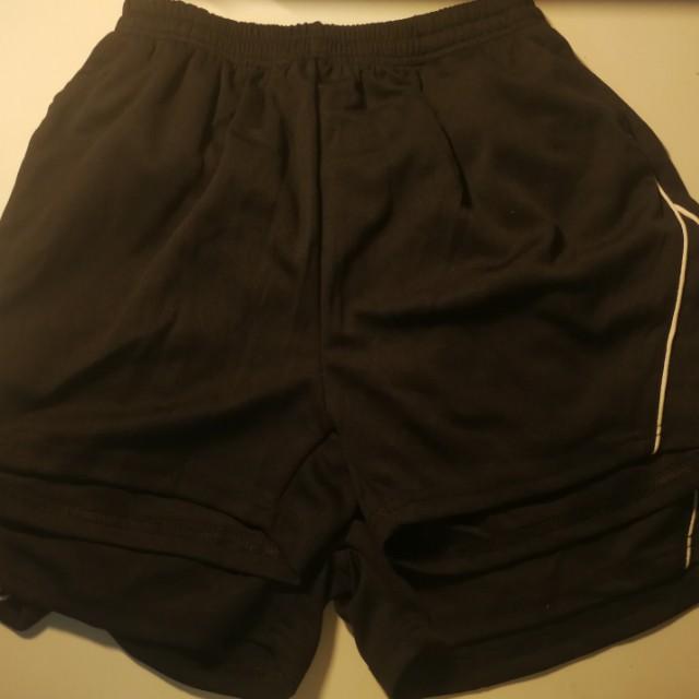 Yonex Shorts (sakto sa 24-26 waist line)