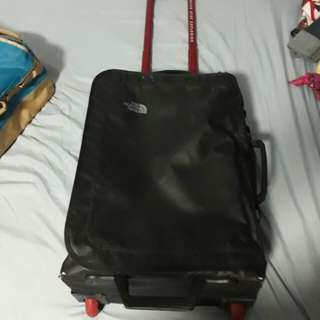 The North Face hand Carry luggage (black)