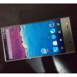 Sharp 305SH - Bezeless phone