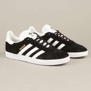 Adidas Gazelle Black Men/Women unisex sneakers