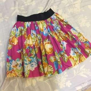 🚚 降價🎉印花短裙 #裙子特賣