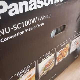 100% New 全新 Panasonic 蒸焗爐