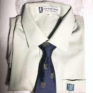 Yishun Town Sec Uniform + Tie