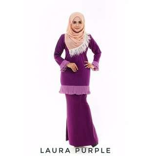 KURUNG LAURA _PURPLE
