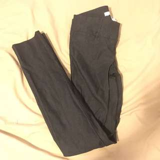 Dynamite formal black pants