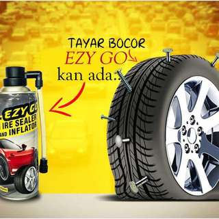 EZYGO (Tyre sealer & inflator)