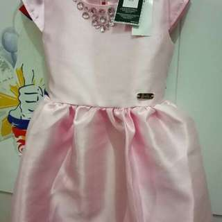 barbie dress(12-24m)