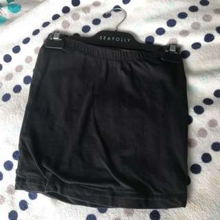 Chickabooti black skirt 6